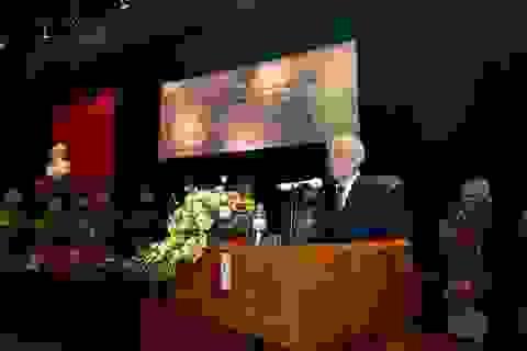 Nguyên Bộ trưởng Bộ khoa học tái đắc cử Chủ tịch Hội Tự động hóa Việt Nam