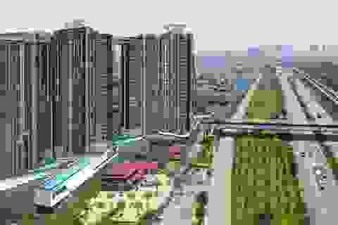 """Giá bán căn hộ gần tuyến Metro tăng """"sốc"""" tới 75% trong vòng 5 năm"""