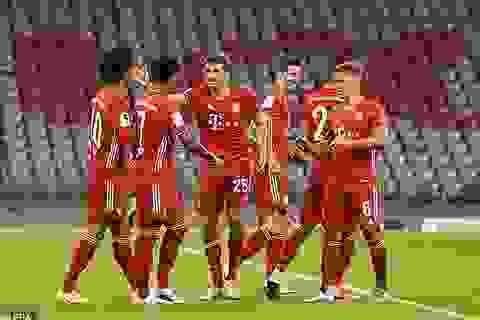 Bayern Munich thắng Schalke 8-0 ở ngày mở màn Bundesliga