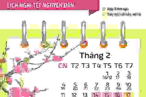 Đề xuất lịch nghỉ Tết Nguyên đán Tân Sửu là thông tin nóng tuần qua