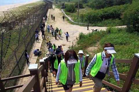 Hàn Quốc mở lại tour đường mòn du lịch DMZ Paju