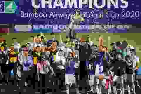 Đánh bại Viettel, CLB Hà Nội vô địch cúp Quốc gia