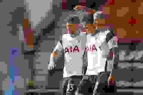 Son Heung Min lập poker mang chiến thắng về cho Tottenham