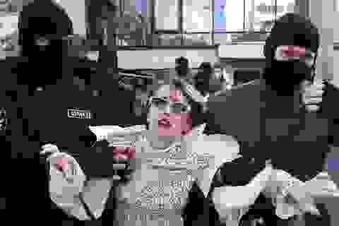 Hàng trăm phụ nữ Belarus bị bắt trong cuộc biểu tình đòi Tổng thống từ chức