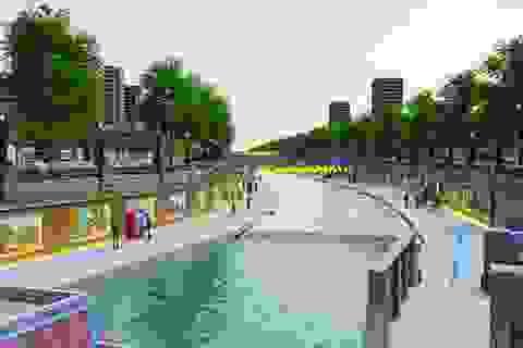 Chuyên gia nói gì về việc cải tạo sông Tô Lịch thành công viên?