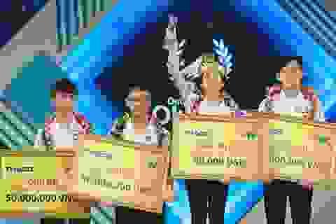 Thắng áp đảo đối thủ, nữ sinh Ninh Bình vô địch Đường lên đỉnh Olympia 2020