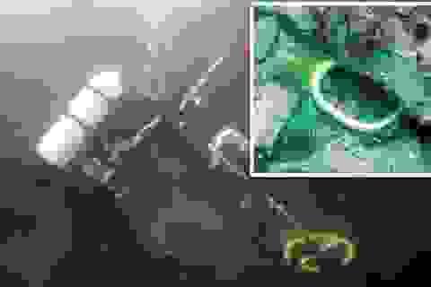 """Vén màn bí mật tàu đắm 3.000 năm tuổi và kho báu """"khủng"""" bên trong"""