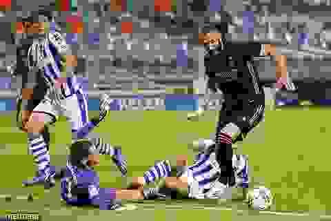 Real Madrid hòa thất vọng ở trận mở màn La Liga