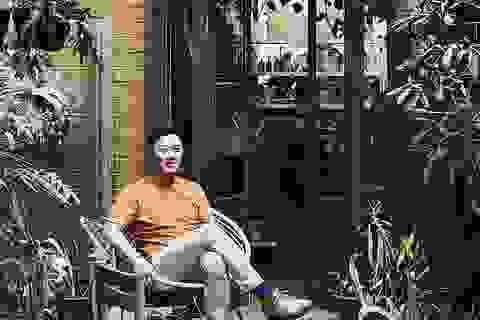 """Chàng trai Australia biến ngôi nhà thành """"rừng nhiệt đới"""""""