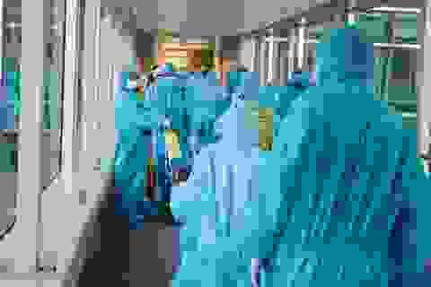 Một người nước ngoài dương tính với SARS-CoV-2 sau khi rời Việt Nam