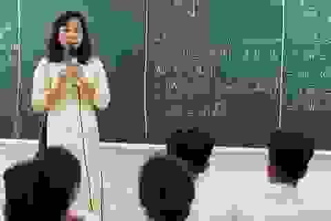 Trên 99% giáo viên phổ thông đã đạt trình độ chuẩn, trên chuẩn