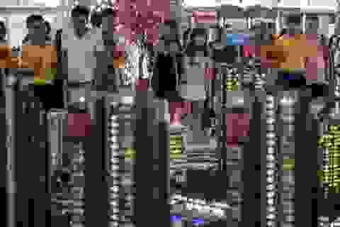 Giới trung lưu Trung Quốc bán tháo bất động sản ở Malaysia
