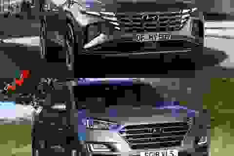 So sánh Hyundai Tucson 2021 với xe đang bán tại Việt Nam: lột xác toàn diện