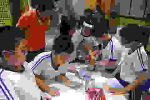 Hướng nghiệp cho học sinh từ bậc tiểu học