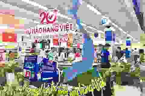Nâng cao giá trị sức cạnh tranh của hàng Việt