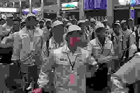 Hơn 1.700 lao động Việt Nam tại Hàn Quốc sẽ bị xử lý tiền ký quỹ