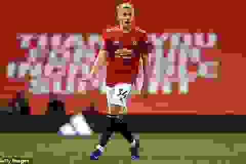 """""""Tử huyệt"""" không thể ngờ tới của Man Utd"""