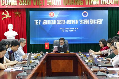 Việt Nam chủ trì cuộc họp về an toàn thực phẩm giữa các nước ASEAN