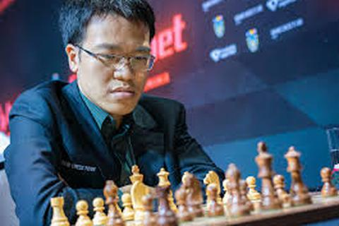 Lê Quang Liêm đánh bại đương kim vô địch Cúp cờ vua thế giới