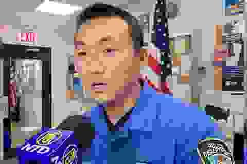 Mỹ bắt sĩ quan cảnh sát bị cáo buộc làm gián điệp cho Trung Quốc