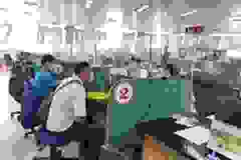 Gần 500 công nhân tại công ty có chủ bỏ về nước đã nhận hỗ trợ