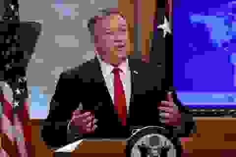 Mỹ siết trừng phạt Iran, Venezuela