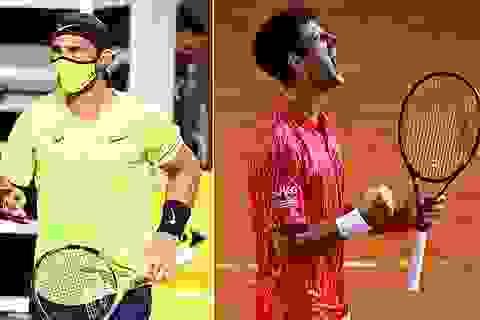 Djokovic thách thức Nadal trước thềm Roland Garros