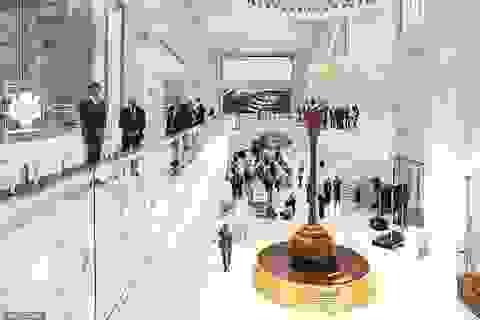 Bên trong bảo tàng socola độc nhất vô nhị trên thế giới