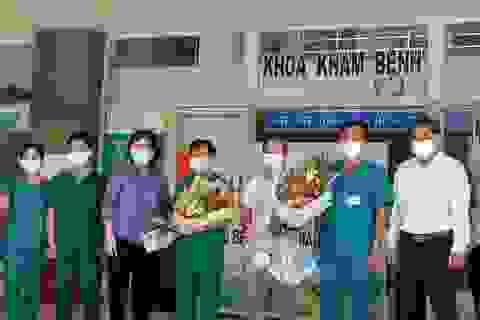 Bệnh nhân mắc Covid-19 cuối cùng ở Đà Nẵng ra viện