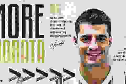Nhật ký chuyển nhượng ngày 23/9: Morata trở thành đồng đội của C.Ronaldo