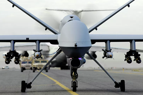 Ấn Độ chi 3 tỷ USD mua máy bay Mỹ giám sát biên giới Trung Quốc