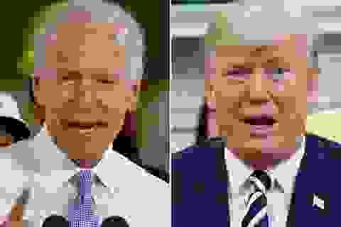 """Chủ đề tranh luận trong """"hiệp đấu"""" đầu tiên của Trump - Biden"""