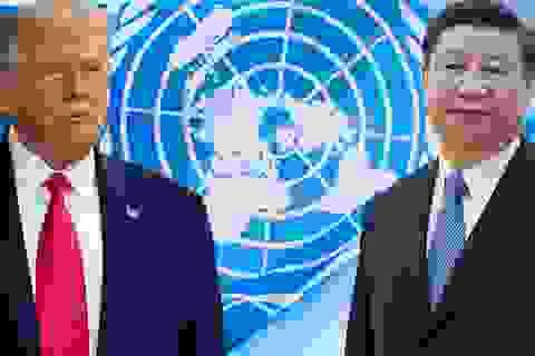 Mỹ - Trung đối đầu căng thẳng tại Liên Hợp Quốc