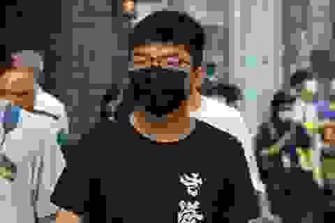 """Hong Kong bắt thủ lĩnh """"phong trào ô dù"""" Joshua Wong"""