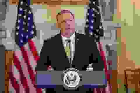 Ngoại trưởng Mỹ cảnh báo về chiến dịch gây ảnh hưởng của Trung Quốc