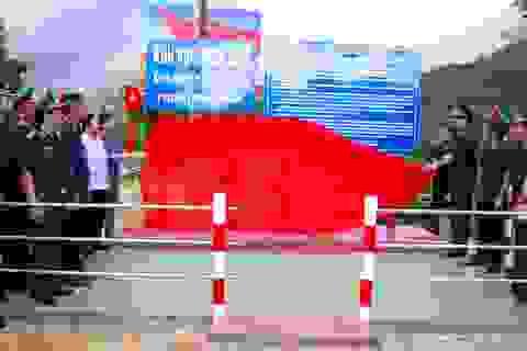 Hà Tĩnh hoàn thành hệ thống biển báo khu vực biên giới đất liền