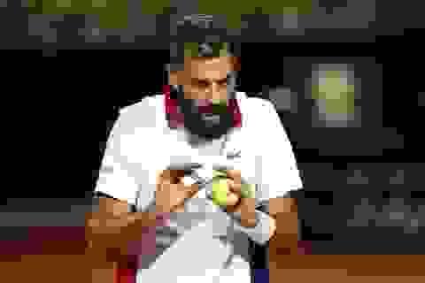 Giải quần vợt ở Đức gây sốc khi cho phép tay vợt tái nhiễm Covid-19 thi đấu