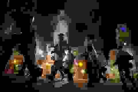 Biểu tình lại bùng phát khắp nước Mỹ, 2 cảnh sát bị bắn