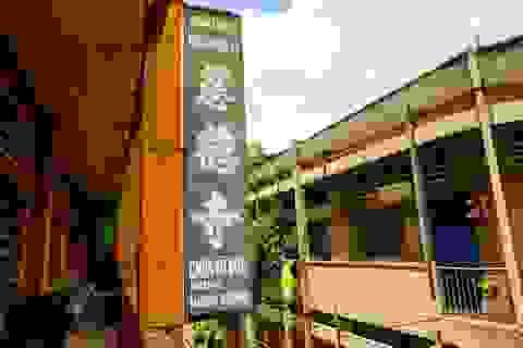 Khám phá ngôi chùa tồn tại nửa thế kỷ trong chung cư giữa Sài Gòn