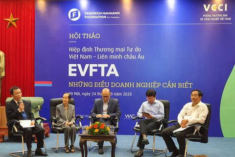 Vừa thực thi EVFTA, Việt Nam xuất khẩu tới 277 triệu USD hàng hóa sang EU