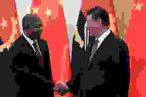 """Hé lộ """"con nợ"""" hàng tỷ USD mới của Trung Quốc tại châu Phi"""