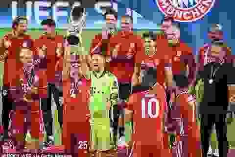Những khoảnh khắc Bayern Munich ngược dòng thắng nghẹt thở Sevilla