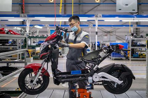 Bloomberg: Xe máy điện VinFast hướng tới tương lai của giao thông xanh tại Việt Nam