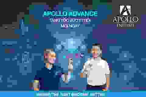 Apollo Advance giúp trẻ nắm lợi thế khi làm chủ tiếng Anh và kỹ năng thiết yếu sớm hơn, nhanh hơn