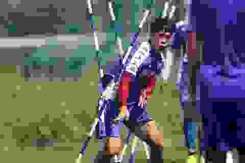 Công Phượng sẵn sàng cho ngày tái chinh phục V-League