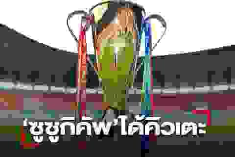 Báo Thái Lan phấn khởi với thời điểm diễn ra AFF Cup