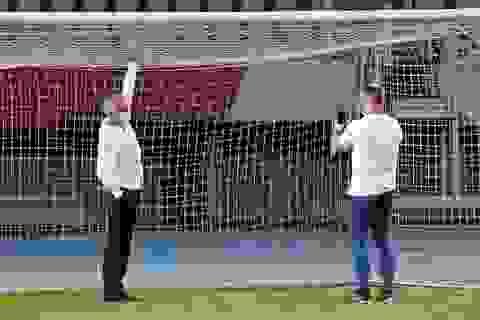 Yêu cầu lạ của HLV Mourinho trong chiến thắng của Tottenham
