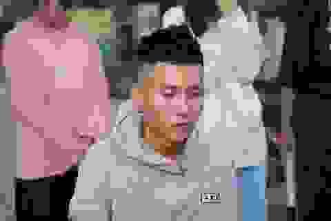 Tạm giữ nam thanh niên tông xe khiến CSGT trọng thương