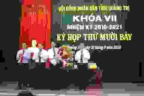 Phê chuẩn ông Nguyễn Đăng Quang giữ chức Chủ tịch HĐND Quảng Trị