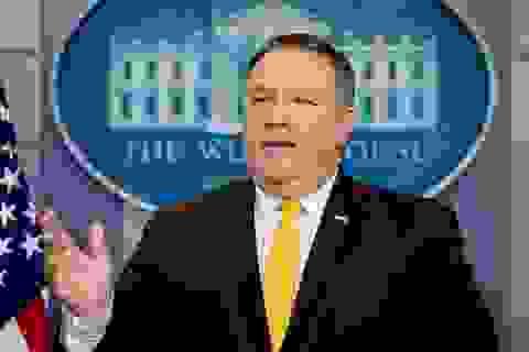 """Ngoại trưởng Mỹ cáo buộc lãnh sự quán Trung Quốc là """"ổ gián điệp"""""""